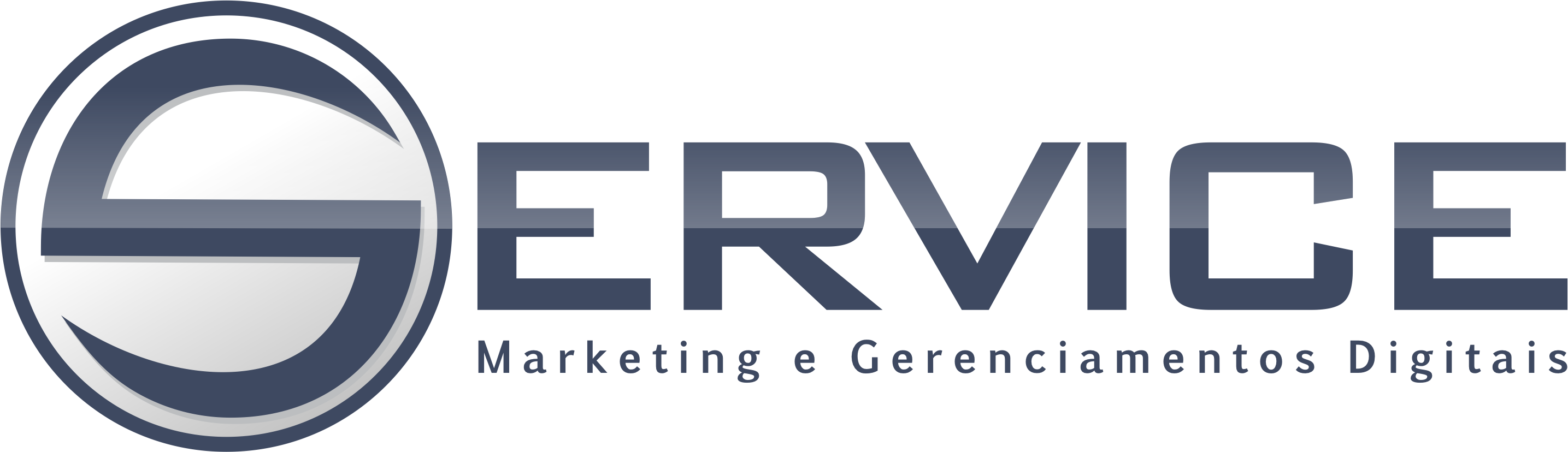 Service Marketing e Gerenciamentos Digitais Logo